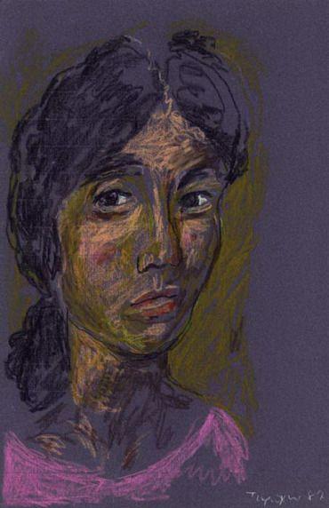 Κεφάλι γυναίκας (1987)