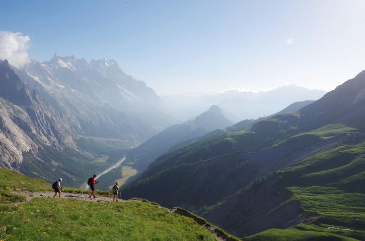 Tour du Mont Blanc — France, Italy, Switzerland | 16 Astounding Backpacking Trips To Add To Your Bucket List