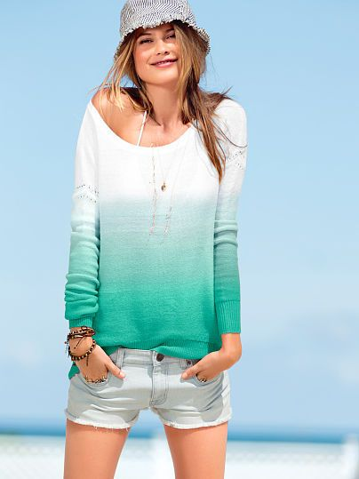 Ombre top!