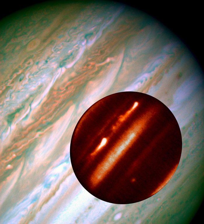 Телескоп хаббл фото планет солнечной системы