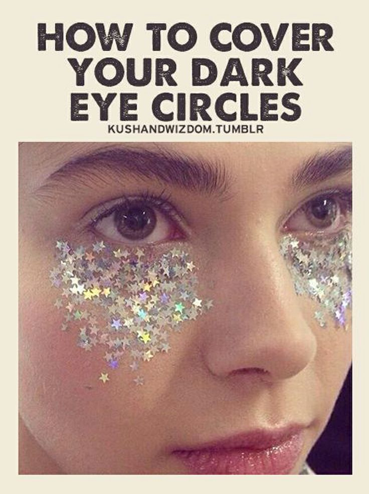 All accurate.: Eye Cream, Under Eye Circles, Eye Makeup, Dark Eyes, Under Eyes, Howto, Starry Eye, Glitter Eye, Dark Eye Circles