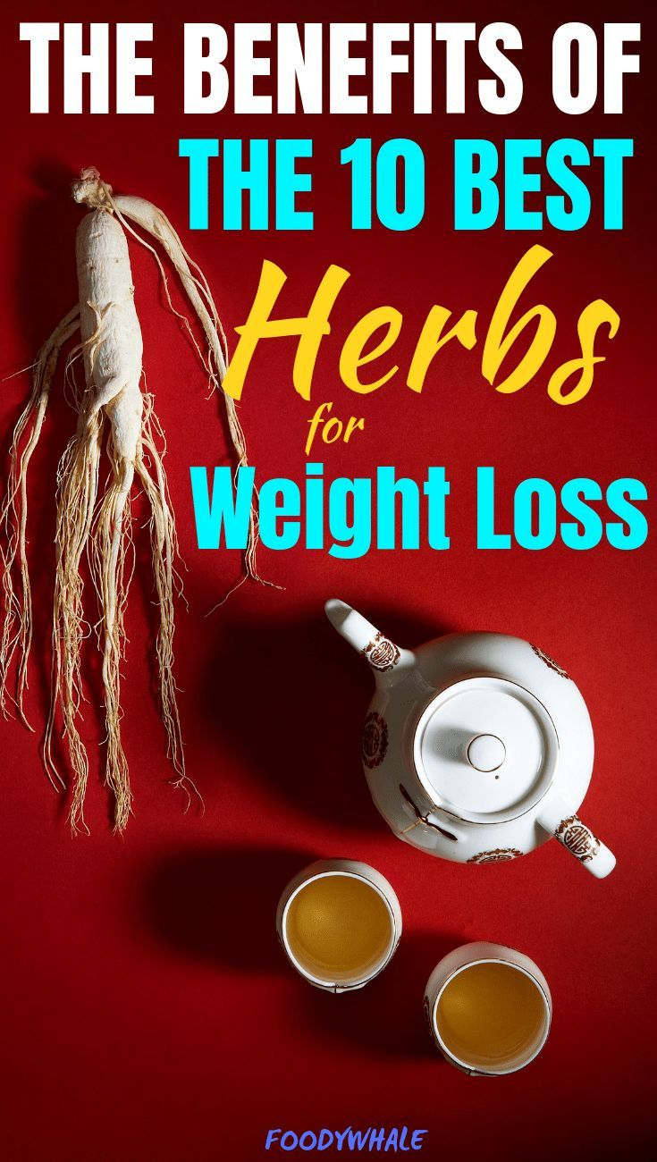 Top 10 Fat Burning Herbs For Weight Loss Fast Weight Loss Weight