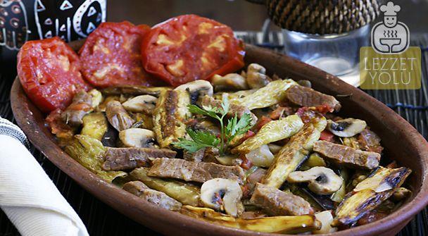 Etli Yemekler | Patlıcanlı Parmak Kebabı | Lezzet Yolu | Denenmiş Resimli Yemek Tarifleri, Mekanlar, Haberler, Şefler ve Daha Fazlası