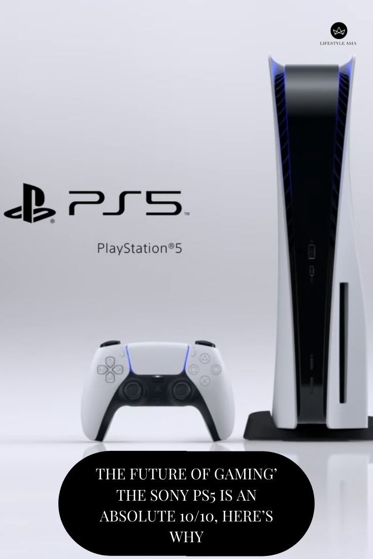 The Future Of Gaming The Sony Ps5 Is An Absolute 10 10 Here S Why Tech Branding Sony Games