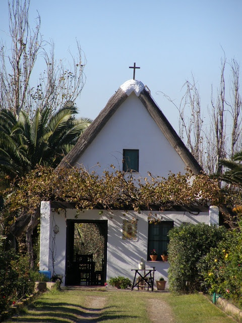 Barraca valenciana,simple architecture