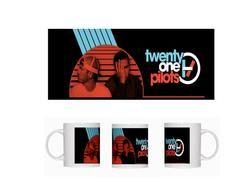 Twenty One Pilots - Ceramic Coffee Mug