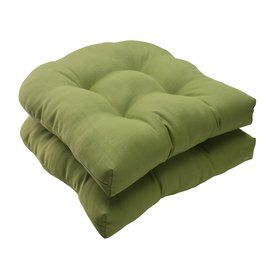 Forsyth Green Solid Seat Pad For Universal. $46 for set of 2.