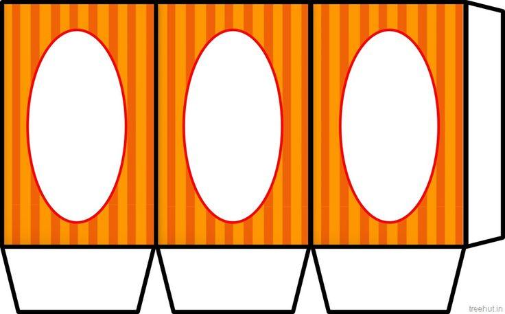 Printable Halloween Lanterns Template 1 Jpg 1024 215 636
