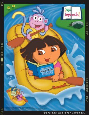 Get Caught Reading | Celebrity Posters -Dora the Explorer