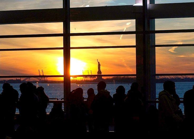 Staten Island Ferry #NewYork #NYC