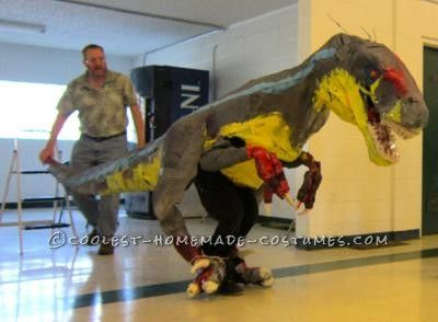 The 345 best kids halloween costumes images on pinterest costume coolest jurassic park iii velociraptor costume solutioingenieria Image collections