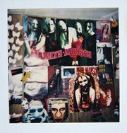 memories - the walls of my teenage room!