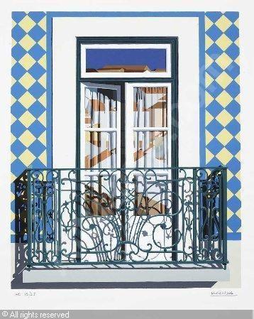 MALUDA Maria de Lurdes Ribeiro,Sem título,Palácio do Correio Velho,Lisboa-Portugal
