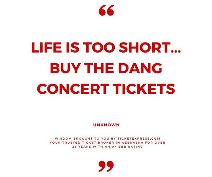 The 25+ best Husker tickets ideas on Pinterest Nebraska football - make concert tickets