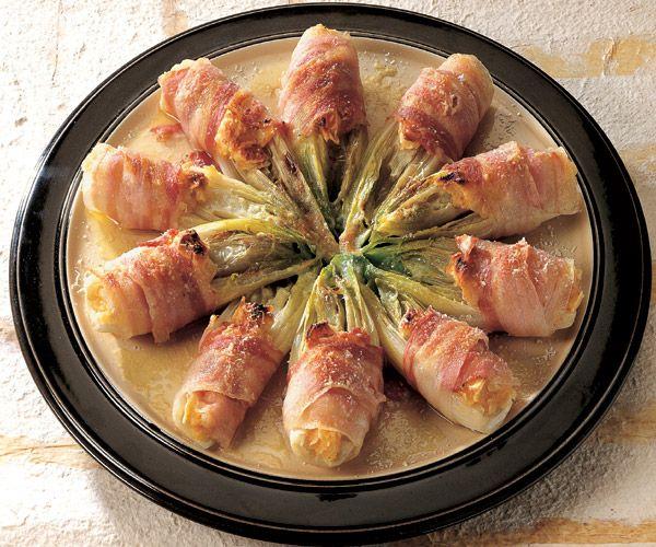 Recept: witlof met pancetta | La Cucina Italiana