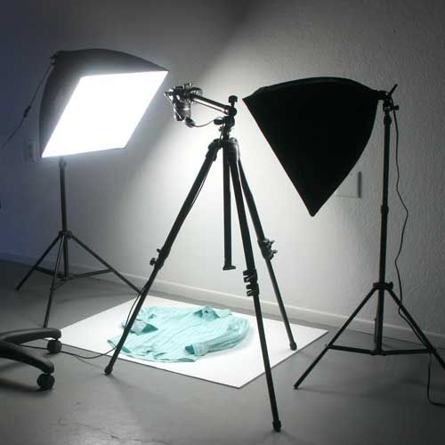 Clothing photography tips - how to take pictures of clothing