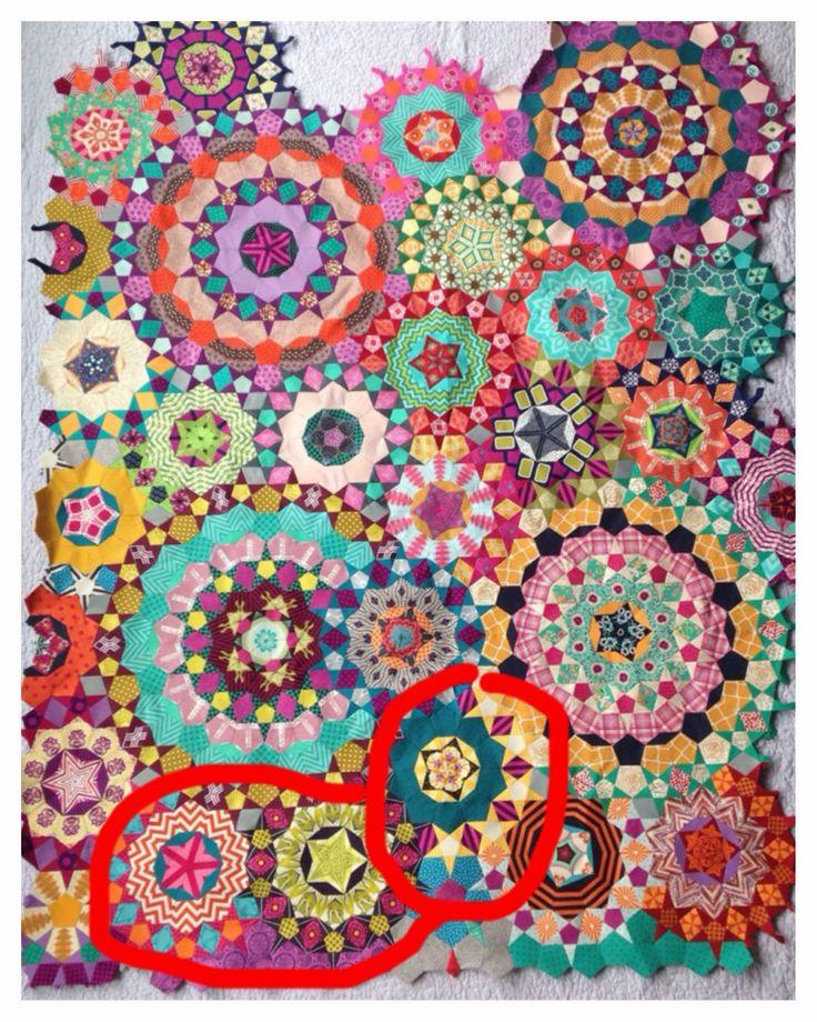 210 best quilts - millifiore inspiration images on Pinterest ... : planning a quilt - Adamdwight.com