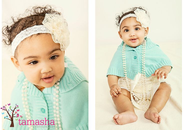 Vintage Baby Shoot