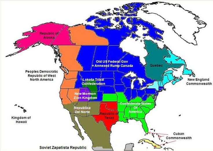 Best Alternate North America Maps Images On Pinterest Map - Future map of north america