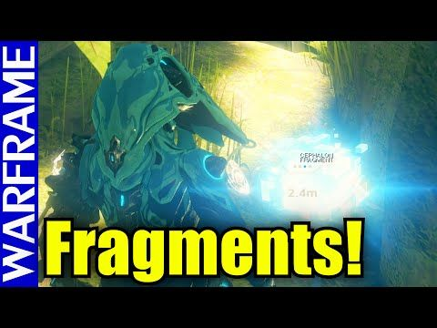 Warframe Cephalon Fragment Farming Guide - How to Scan 'Em All! - http://freetoplaymmorpgs.com/warframe/warframe-cephalon-fragment-farming-guide-how-to-scan-em-all
