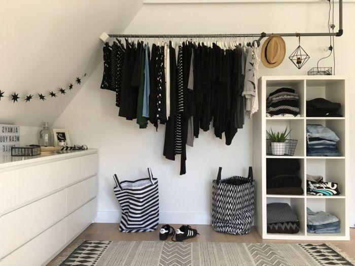 1001 Ideen Fur Ankleidezimmer Mobel Die Ihre Wohnung Verzaubern Werden In 2020 Ankleidezimmer Kleiderschrank Fur Dachschrage Ankleide Zimmer