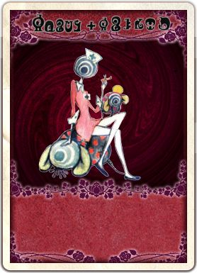 Pytor and Polina (Charlotte Minions) Card