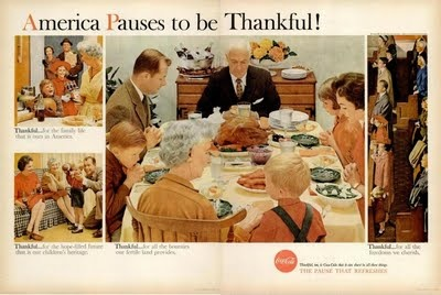 America Pauses to be Thankful!