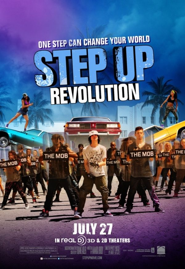 STEP UP REVOLUTION |