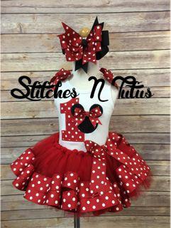 Minnie mouse,birthday,tutu,disney,ribbon,children,clothing,dress,first birthday,clubhouse,girls birthday