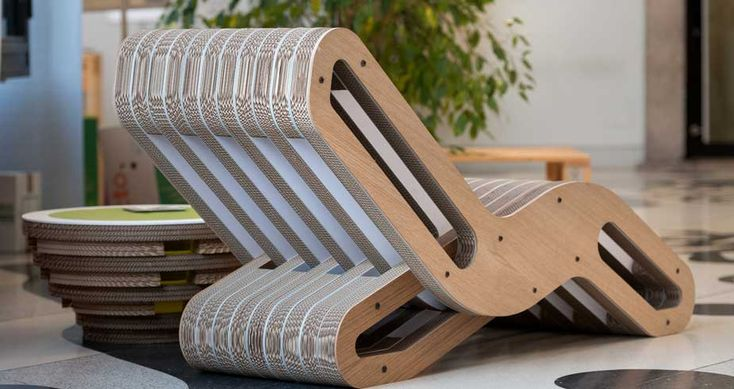 """""""2 Onde - Chaise Long"""" by Giorgio Caporaso - LESSMORE® visit www.lessmore.it"""