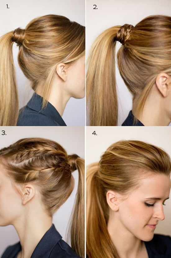 Updo Party Hairstyles : 44 best medium length hairstyles images on pinterest