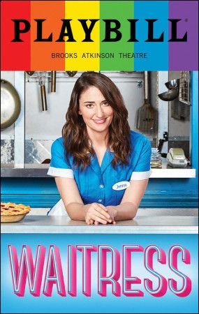 Waitress. Saw it 5/31/17. Well done Sara Bareilles. Well done!