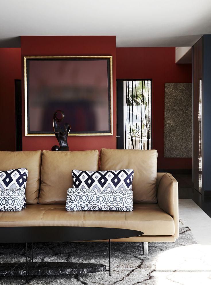 Alexandra Kidd Design Seaview Crescent Living