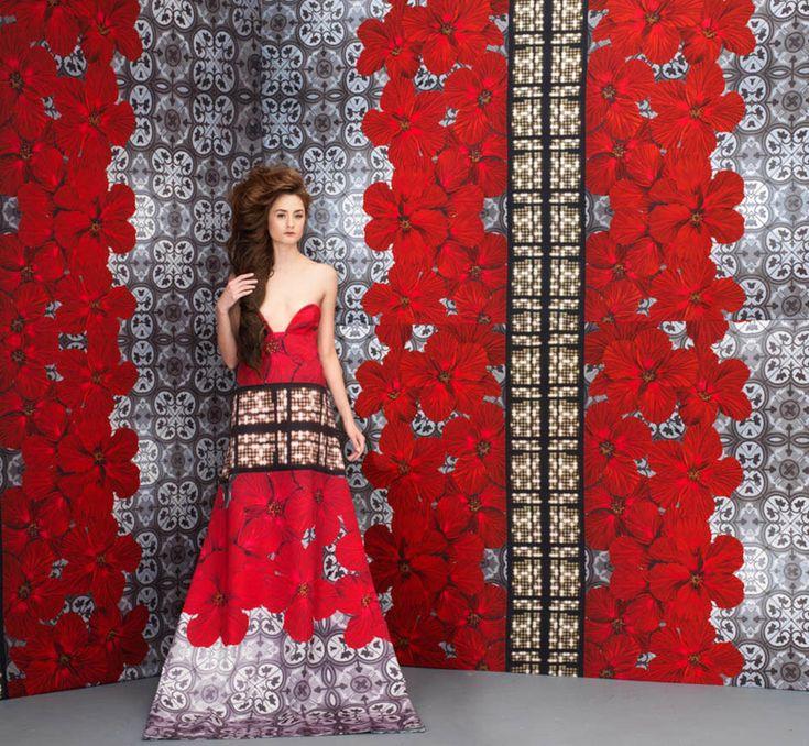 Fashion Radicals te trae en exclusiva las imagenes del trabajo REALISMO MÁGICO: Lafayette + Olga Piedrahita, hablamos con sus protagonistas