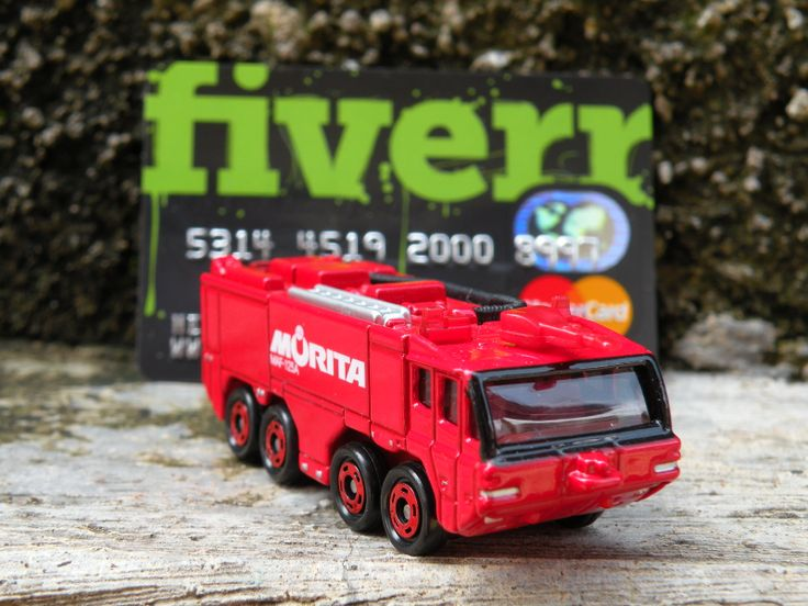 mashengky: write anything with my fire trucks tomica for $5, on fiverr.com