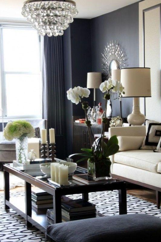 dark living room ideas. 13 best Dark living areas images on Pinterest  Basement Bathroom ideas and Beautiful rooms