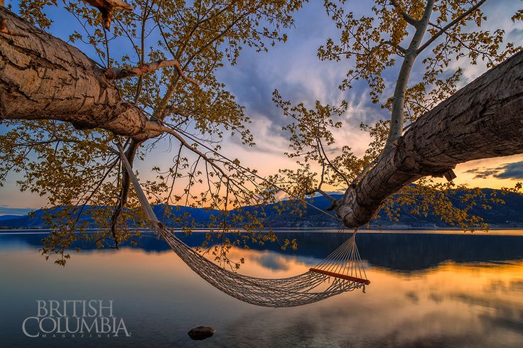 Chasing the Sun - The Breathtaking Sunrises and Sunsets of Penticton