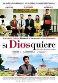 Divertida película italiana vista anoche (9-8-16) en el cine Olimpia de Córdoba. Certezas, dudas, sospechas... Muy interante.