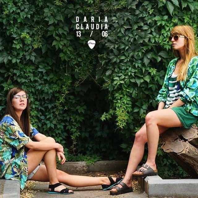 #Tropical us #Daria #ClubControl #ClaudiaNicolae