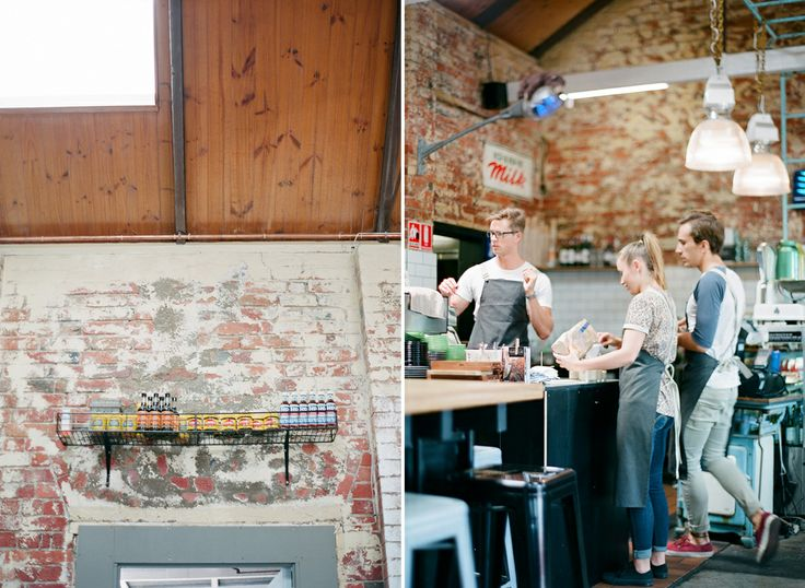 Cafe Photography Melbourne - Mama Bear