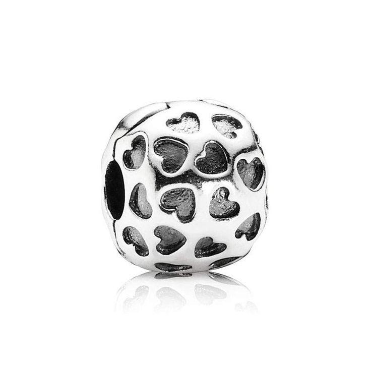 Pandora Showered with Love Clip #designerjewelry