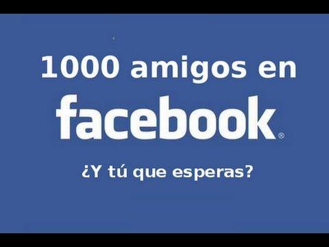 Facebook más de 1000 | El Padrecito