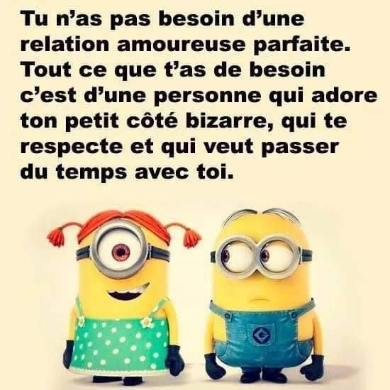 Qui adore ton côté bizarre #Citation #Humour #HistoireDrole #rire #ImageDrole #myfashionlove www.myfashionlove.com