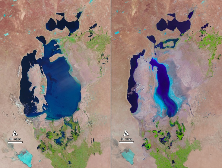 Aral Sea Change