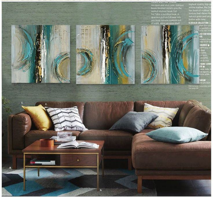 Aliexpress.com : Buy Modern abstract painting popular colors painted sapphire blue gray canvas art Digital Printing Home Decoration living room wall from Reliable decorative flower painting suppliers on WHAT ART | Alibaba Group