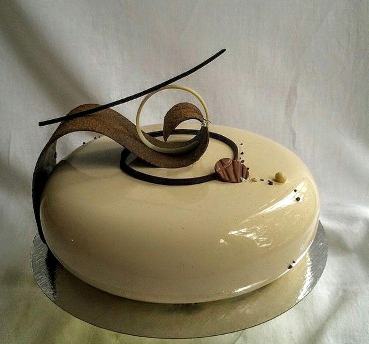 M s de 20 ideas incre bles sobre glacage miroir chocolat for Miroir de sucre