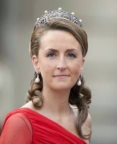 Princess Claire of Belgium