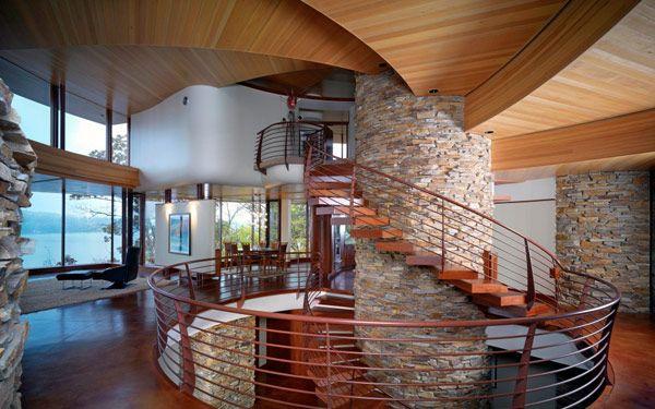 Chenequa Residence - Robert Harvey Oshatz