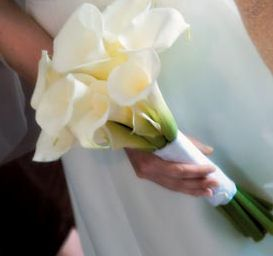 white calla lily bouquet! this is what my bouquet is going to be!! :)