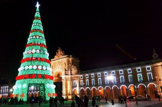 Weihnachten in Lissabon #weihnachten #lissabon #reisen